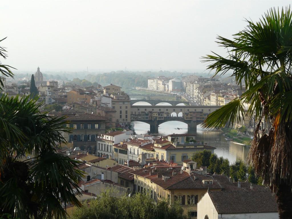 panorama de florence en italie blog voyage trace ta route