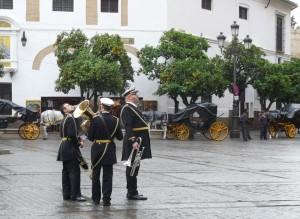 Bandas (fanfare) à Seville - Trace ta route
