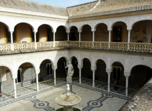 Casa de Pilatos - Seville - blog voyages