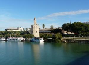 rives de Guadalquivir