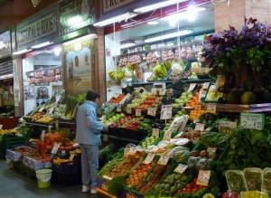 Quartier de Triana à Seville