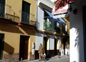 quartier de Seville - blog voyages