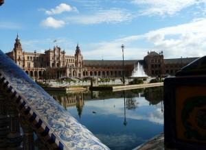 Parc Maria Luisa à Seville