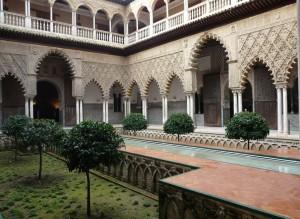 alcazar mudejar - Seville - blog voyages