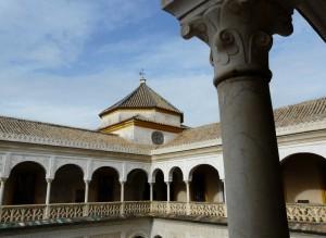palais aristocrate en Espagne