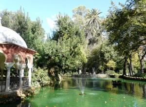 Parc Maria Luisa - blog voyages