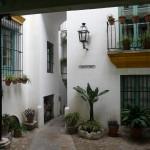 patio andalou à Seville