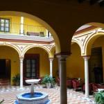 patio hotel de luxe a seville