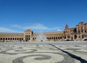 place d espagne - Seville