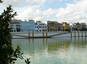 rives du guadalquivir - Seville