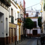 rue de triana - Seville en Andalousie