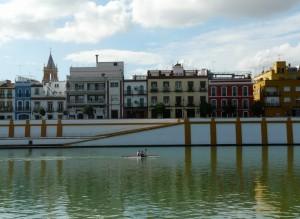 vue sur le guadalquivir - Seville