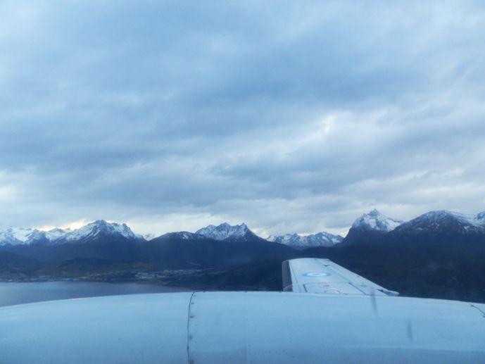montagnes ushuaia blog voyage