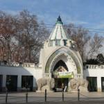 art nouveau au zoo de budapest