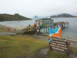 boite postale de la Terre de Feu ushuaïa blog voyage