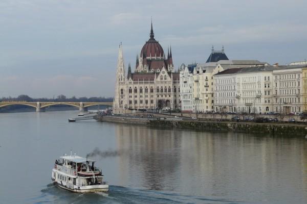 Danube - Budapest - blog voyages