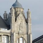 detail palais gresham - budapest