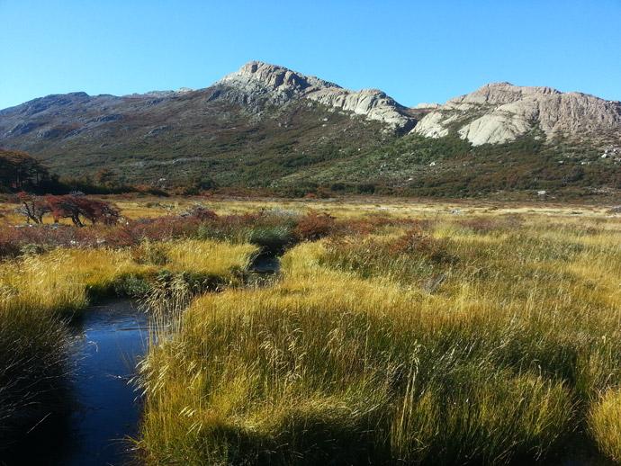 pampa mouillée patagonie fitz roy