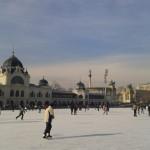 patinage budapest - week-end dans un pays de l'Est