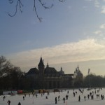 patinoire budapest - blog voyages