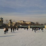 patins a glace hongrie - Budapest