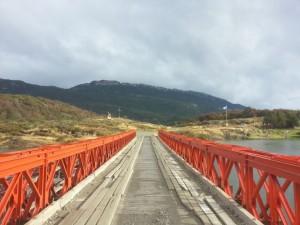 pont routier parc national terre de feu blog voyage