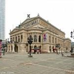 Alte Oper, l'ancien opéra de Francfort