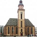 Katharinenkirche, l'église Sainte-Catherine à Francfort