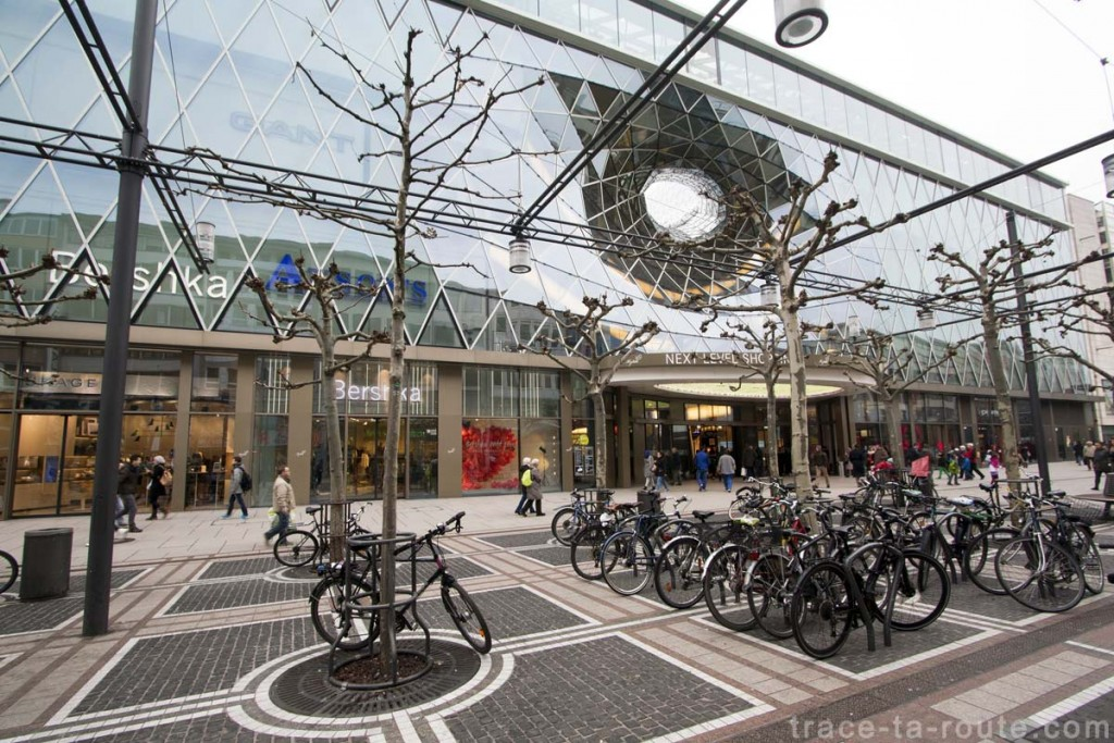 My Zeil, centre commercial de Francfort