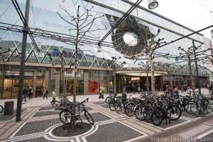 My Zeil, centre commercial de Francfort