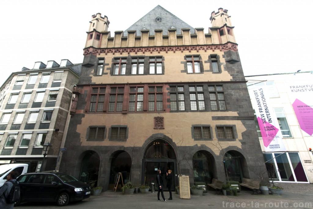 Steinernes Haus, Francfort