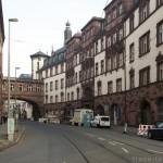 Bethmannstraße à Francfort