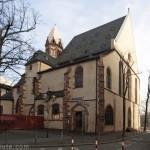 L'Église Saint Léonard de Francfort