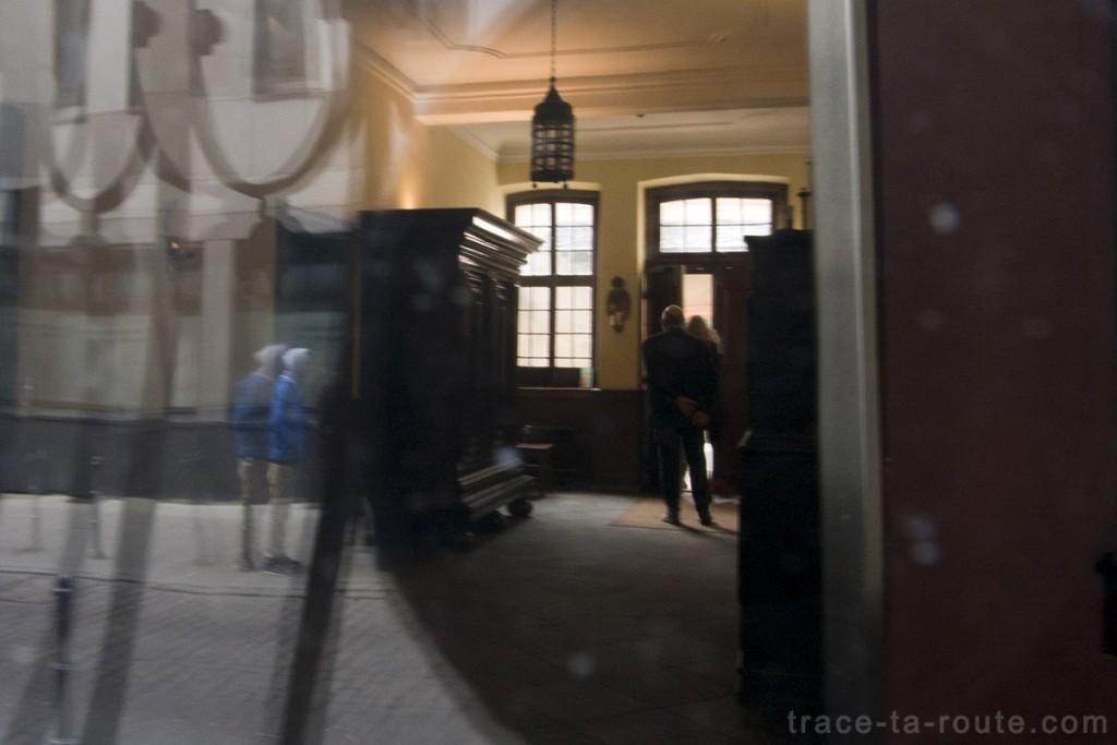 Goethehaus, la Maison-musée de Goethe à Francfort