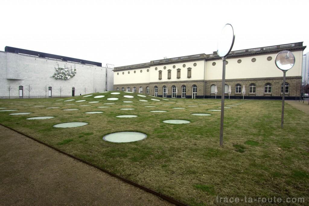 Parc du Städel Museum de Francfort