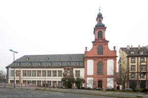 Deutschordenskirche, Francfort