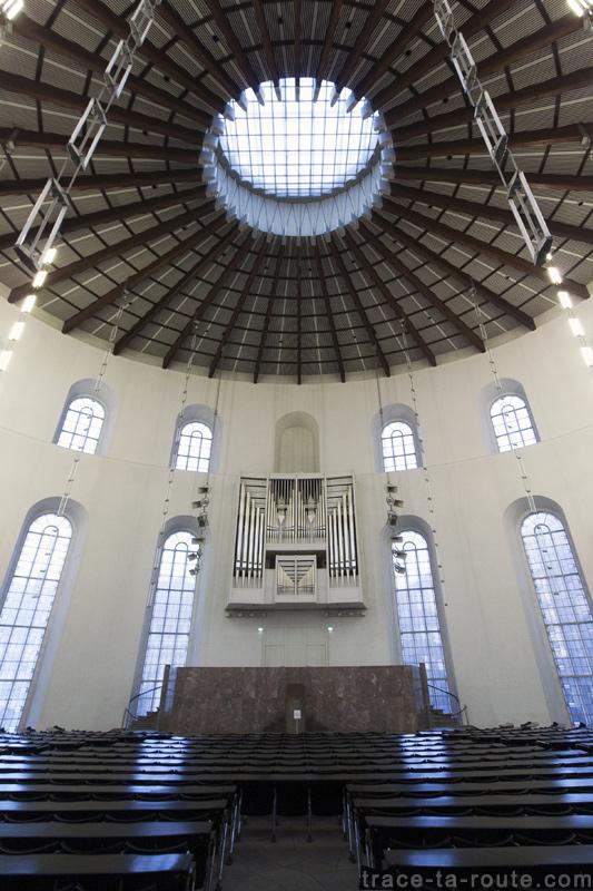 L'Autel de l'Église Saint-Paul de Francfort