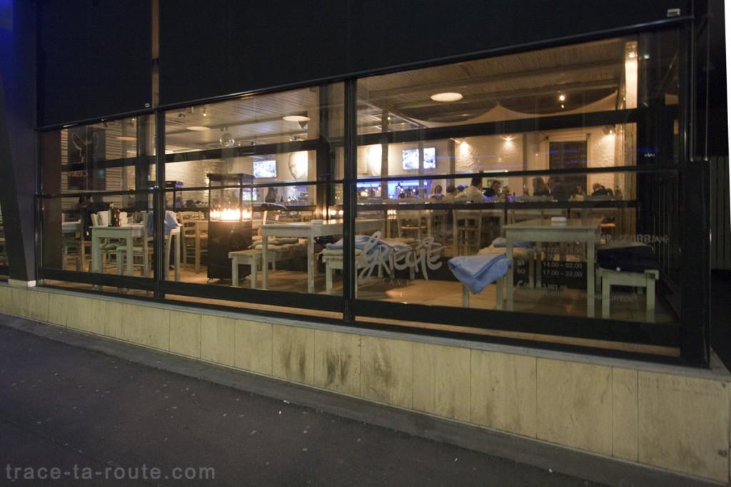 Restaurant Der Grieche Taverna, Francfort