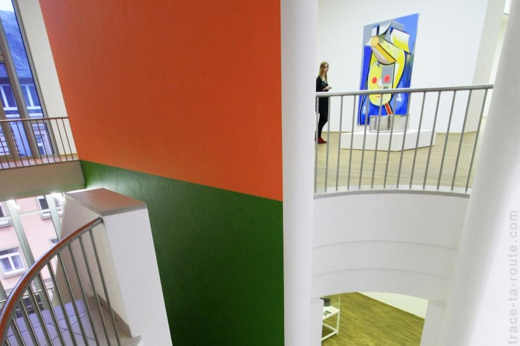 Le Musée d'Art Moderne de Francfort