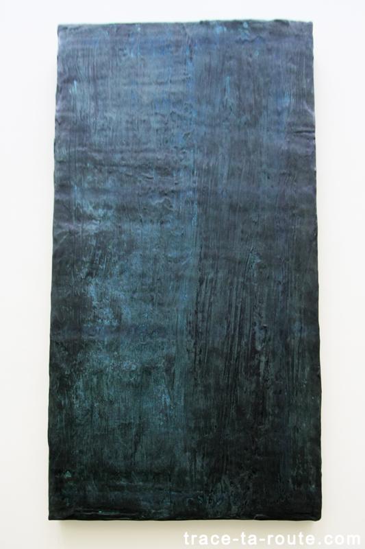 """Sans titre"" (1990) Günther FÖRG, Musée d'Art Moderne de Francfort"