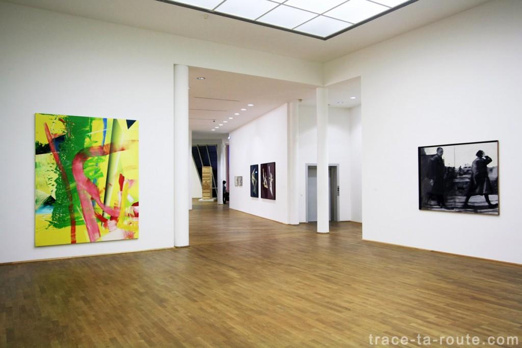 Salle Gerhard RICHTER, Musée d'Art Moderne de Francfort