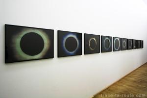 """""""August, 12, 1999"""" (2011) Douglas GORDON, Musée d'Art Moderne de Francfort"""