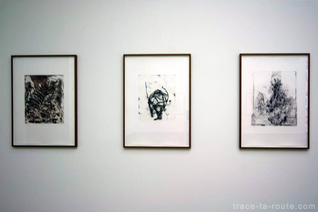 """""""Fleurs pour M. Duchamp"""" (2002) Thomas SCHÜTTE, Musée d'Art Moderne de Francfort"""
