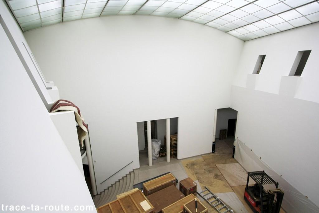 Atrium du Musée d'Art Moderne de Francfort
