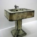 """""""Washstand"""" (1965) Claes OLDENBURG, Musée d'Art Moderne de Francfort"""