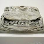 """""""Soft Typerwriter - Ghost version"""" (1965) Claes OLDENBURG, Musée d'Art Moderne de Francfort"""