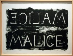 """""""Malice"""" (1988) Bruce NAUMAN, Musée d'Art Moderne de Francfort"""