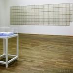 """Ein Jahrhundert - Johann Wolfgang Goethe gewidmet"" (1971-1982) Hanne DARBOVEN, Musée d'Art Moderne de Francfort"