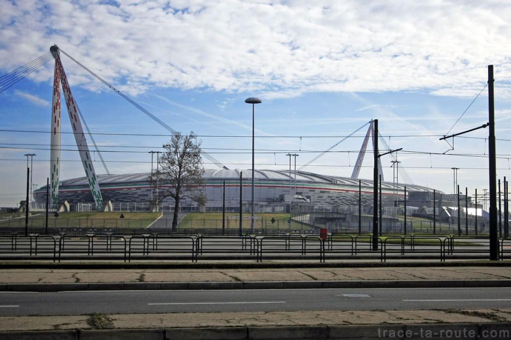 Le Juventus Stadium de TURIN