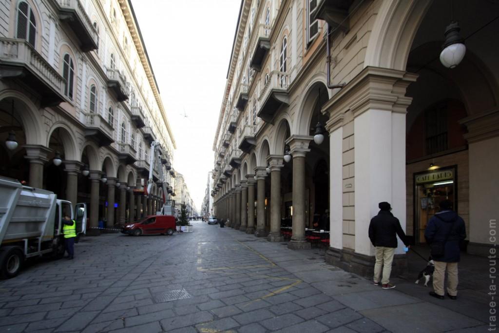 Via Garibaldi à TURIN